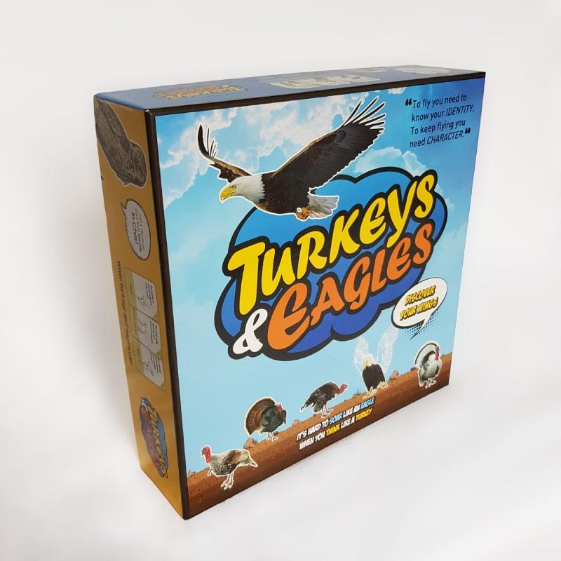 Shop - Turkeys & Eagles